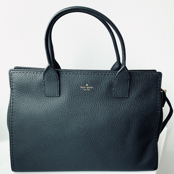 Kate Spade dunne lane lake (medium) Black - NWT